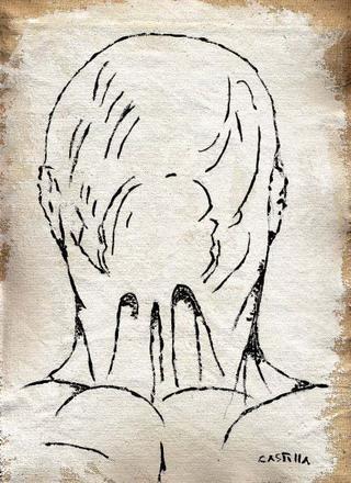 Essay: Four Facets of the Face IV by Juan Manuel Castilla Delgado