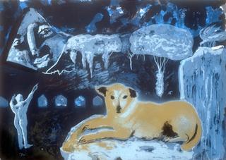 The Dog by Diego López Granados