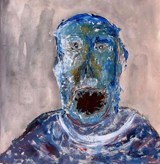 Reflection of a Scream by Jordi Mollá