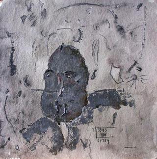 Arithmetical Body III by Jordi Mollá