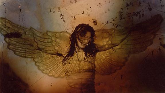 The Angel by Micaela Petroni