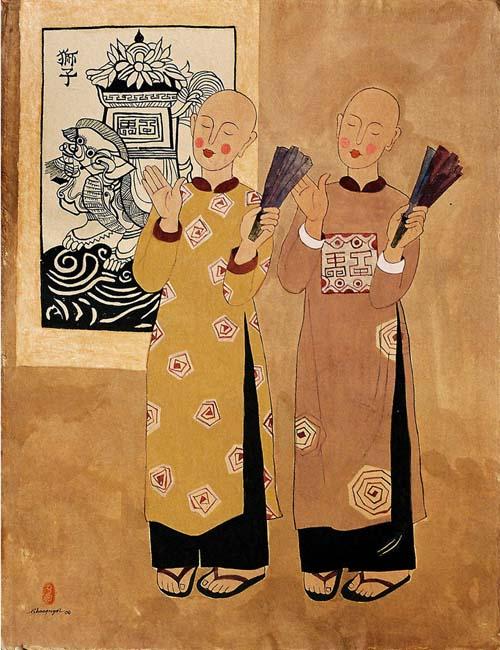 Piquancy of Vietnamese Girls 4 by Pham Thuc Quyen