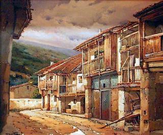 Bárcena la Mayor (Santander) by Antonio Treviño