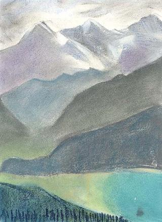 The Jungfrau by Clare Buckle