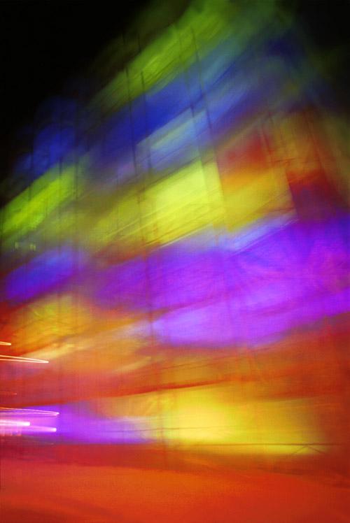 Abstract Night 2 by Bettina Salomon