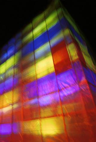 Abstract Night 3 by Bettina Salomon