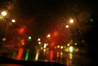 Night Rain 1 by Bettina Salomon