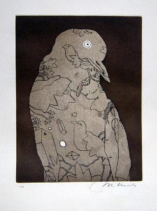 Dreaming Bird by Manuel Alcorlo