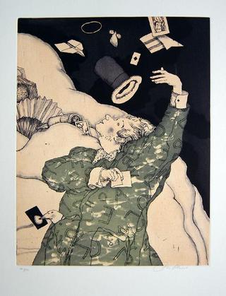 Camilo the Magician by Manuel Alcorlo