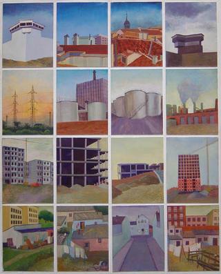 The City by Carmen Pagés