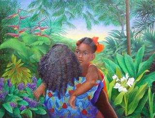 Cuban Mother (from Cuba) by Carmen Pagés