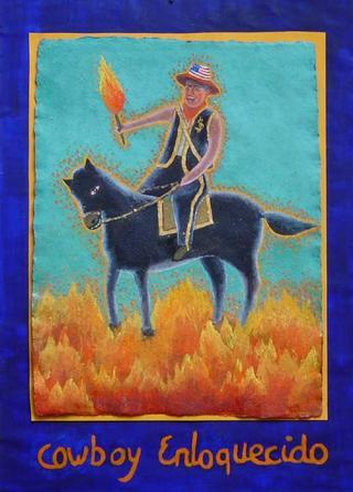 The Mad Cowboy by Carmen Pagés