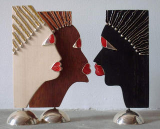 Love Series: The Three Heads by Faba Faba
