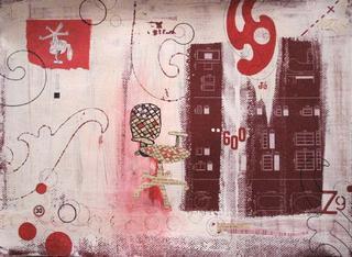 6 hundreds by Alma Larroca