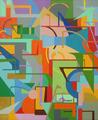 Geometrical Symphony by Ernesto De Oliveira