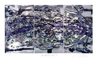 La Ola Series, Study XIV by Alexander Sutulov
