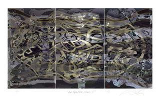 La Ola Series, Study XV by Alexander Sutulov