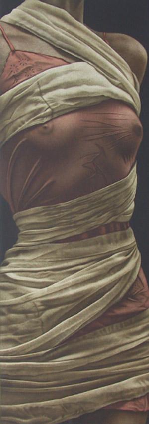 Mit WeiBen Schals I (With White Scarves I) by Willi Kissmer