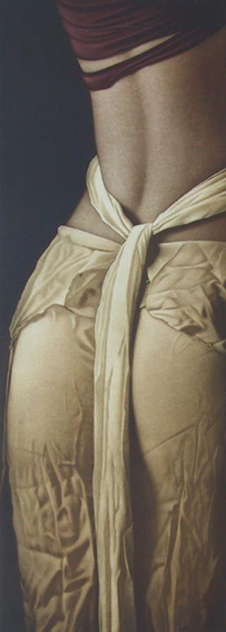 Mit WeiBen Schals II (With White Scarves II) by Willi Kissmer