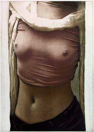 Rosa Hemdchen (Pink Top) by Willi Kissmer