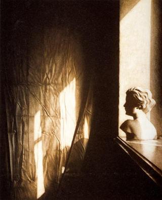 Morgenlicht (Morning Light) by Willi Kissmer