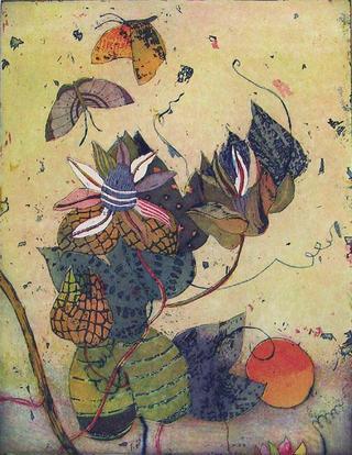 Wundersame Blüten (Wondrous Blossoms) by Jutta Votteler
