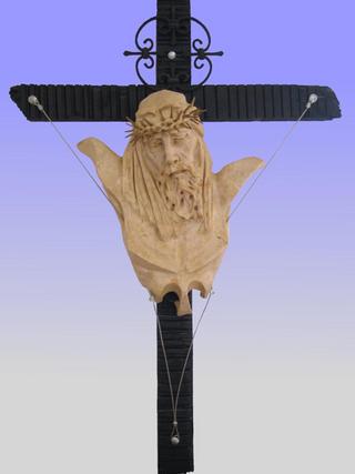 Christ by Hans Varela
