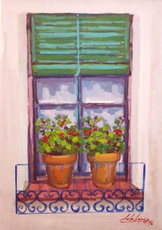 The Window by Lola López