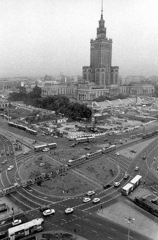 Warsaw (Poland) by Ferran Artigas