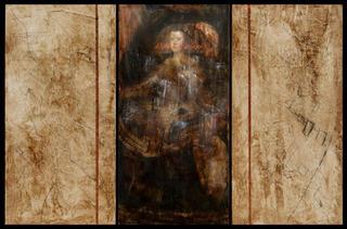 Untitled (Triptych) by Josu Malax