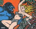 Sheena Fights the Gorilla by Cristian Barnes
