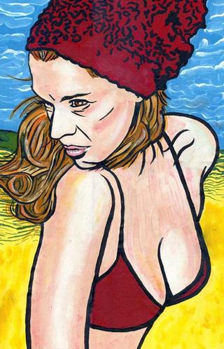 Leticia Bredice by Cristian Barnes
