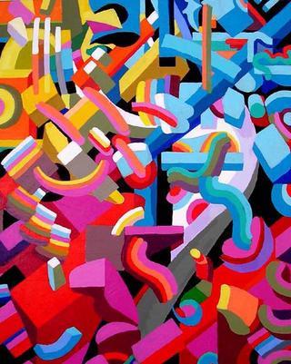Primary Jam by David Mac Innes