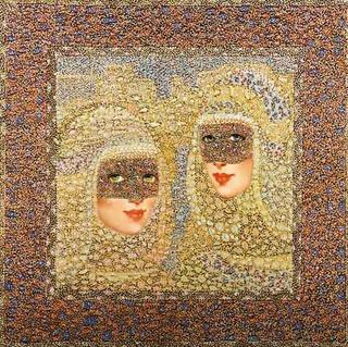 Masks by Oleg Safronov