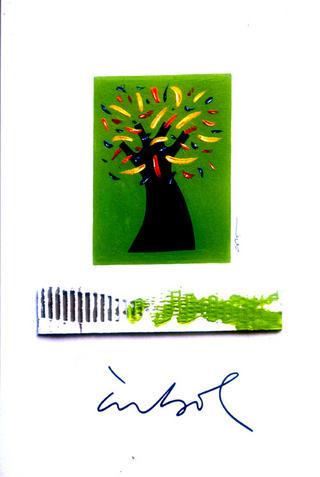 Tree (19) by Coco Cano