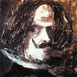 Portrait of Velázquez by Joan Laborda