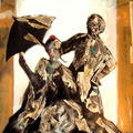 Aproximation to the Sunshade Lady by Joan Laborda