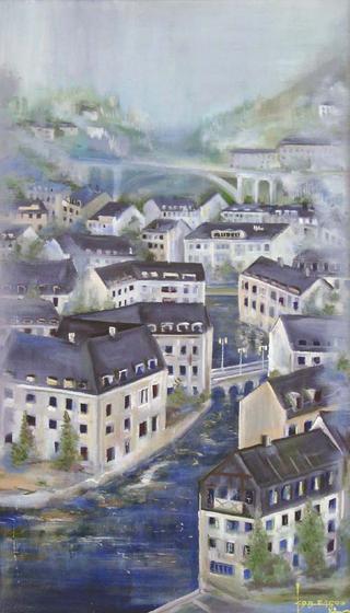 Luxembourg by Borís Kasyanov