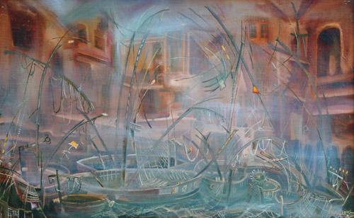 The Storm by Borís Kasyanov