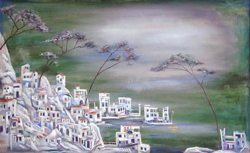 Morning at the Sud by Borís Kasyanov