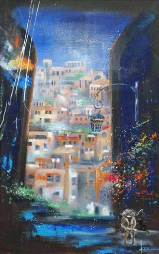 Painting the Rainbow by Borís Kasyanov
