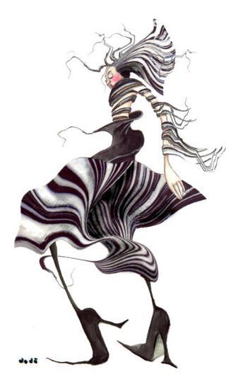Stripes by Dodó