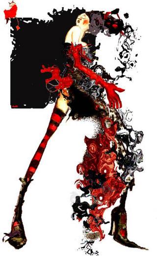 Devil Beauty by Dodó