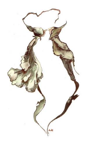 Flower Love by Dodó
