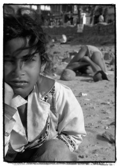 Dahab Yoga (Sinai Peninsula, Egypt) by Joe Lasky