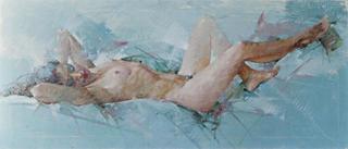 Nude by Aldo Gaverini