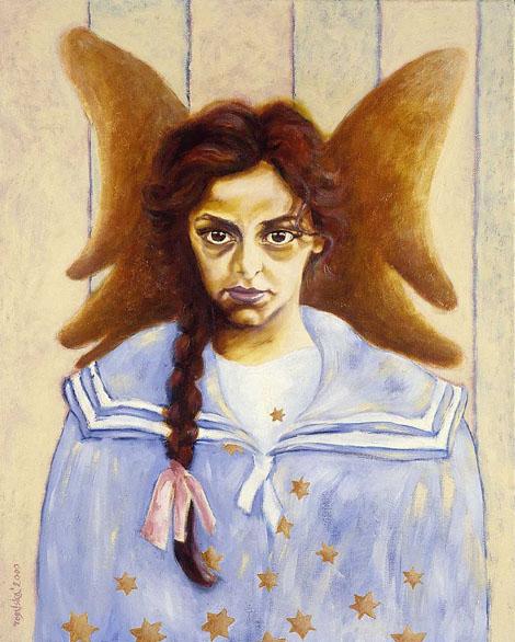 Kobro Angel by Agata Rogalska