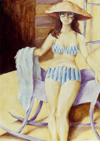 Nina by Agata Rogalska