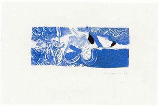 Mare Nostrum Series 4 by Josep Mª Guinovart
