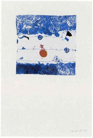 Mare Nostrum Series 13 by Josep Mª Guinovart